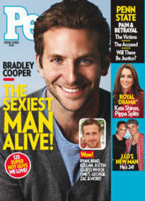 THE SEXIEST MAN ALIVE! BRADLEY COOPER