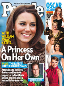 A PRINCESS ON HER OWN DOUBLE ISSUE
