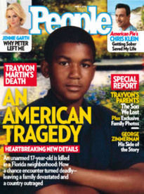 AN AMERICAN TRAGEDY TRAYVON MARTIN'S DEATH