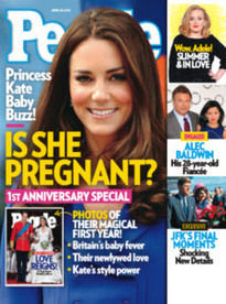 IS SHE PREGNANT? PRINCESS KATE