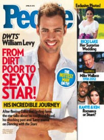 FROM DIRT POOR TO SEXY STAR! WILLIAM LEVY