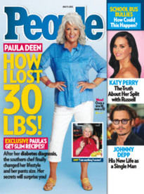 HOW I LOST 30 LBS PAULA DEEN