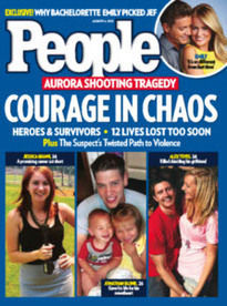 COURAGE IN CHAOS AURORA SHOOTING TRAGEDY