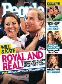 ROYAL AND REAL! WILL & KATE