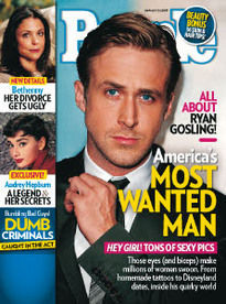 AMERICA'S MOST WANTED MAN RYAN GOSLING