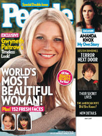 WORLD'S MOST BEAUTIFUL WOMAN! GWYNETH PALTROW