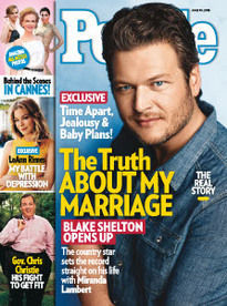THE TRUTH ABOUT MY MARRIAGE BLAKE SHELTON
