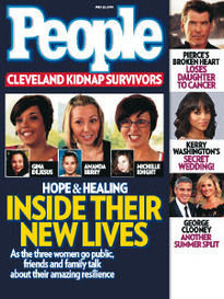 INSIDE THEIR NEW LIVES CLEVELAND KIDNAP SURVIVORS