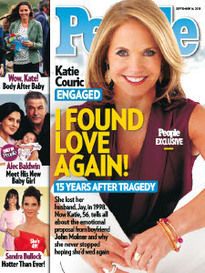 I FOUND LOVE AGAIN! KATIE COURIC ENGAGED