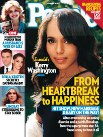FROM HEARTBREAK TO HAPPINESS KERRY WASHINGTON