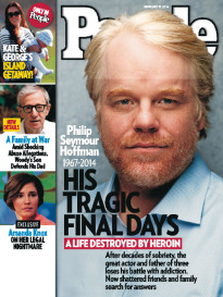 HIS TRAGIC FINAL DAYS PHILIP SEYMOUR HOFFMAN