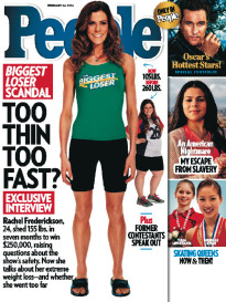 TOO THIN TOO FAST? BIGGEST LOSER SCANDAL