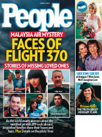 FACES OF FLIGHT 370