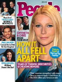 HOW IT ALL FELL APART GWYNETH PALTROW