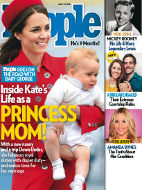 INSIDE KATE'S LIFE AS PRINCESS MOM!