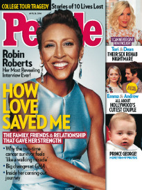 HOW LOVE SAVED ME ROBIN ROBERTS