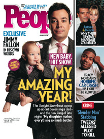 MY AMAZING YEAR! JIMMY FALLON