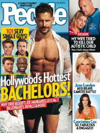 HOLLYWOOD'S HOTTEST BACHELORS!