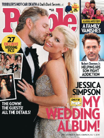 JESSICA SIMPSON - MY WEDDING ALBUM!