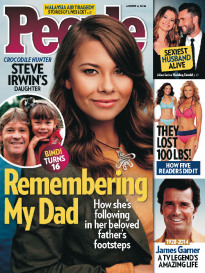 REMEMBERING MY DAD BINDI IRWIN