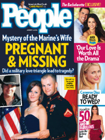 PREGNANT & MISSING - MYSTERY OF THE MARINE'S WIFE