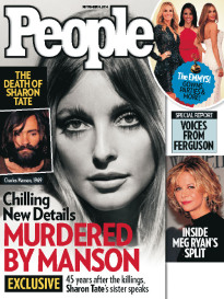 MURDERED BY MANSON - THE DEATH OF SHARON TATE
