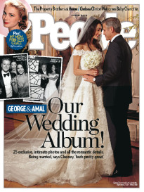 OUR WEDDING ALBUM! GEORGE & AMAL