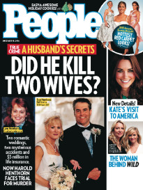 DID HE KILL TWO WIVES?