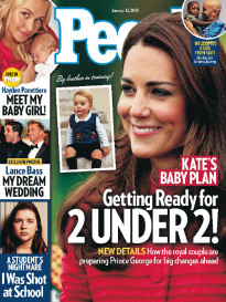 KATE'S BABY PLAN - GETTING READY FOR 2 UNDER 2!
