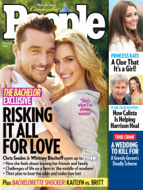 THE BACHELOR EXCLUSIVE: RISKING IT ALL FOR LOVE
