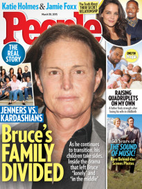 JENNERS VS. KARDASHIANS - BRUCE'S FAMILY DIVIDED