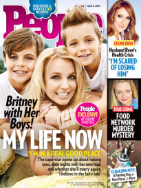 BRITNEY WITH HER BOYS! MY LIFE NOW