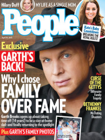 GARTH'S BACK! WHY I CHOSE FAMILY OVER FAME
