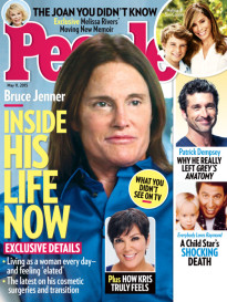 BRUCE JENNER - INSIDE HIS LIFE NOW