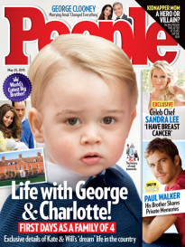 LIFE WITH GEORGE & CHARLOTTE!