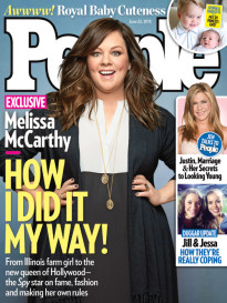 HOW I DID IT MY WAY! MELISSA MCCARTHY