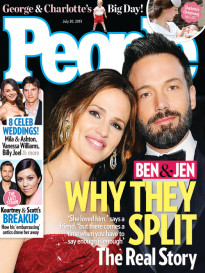 BEN & JEN - WHY THEY SPLIT
