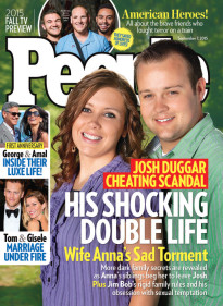 JOSH DUGGAR - HIS SHOCKING DOUBLE LIFE