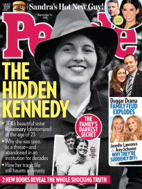 THE HIDDEN KENNEDY ROSEMARY KENNEDY