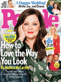 HOW TO LOVE THE WAY YOU LOOK MELISSA MCCARTHY