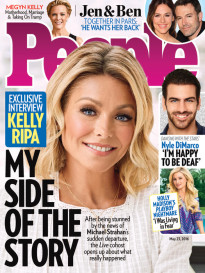 KELLY RIPA - MY SIDE OF THE STORY