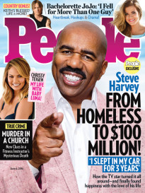 STEVE HARVEY - FROM HOMELESS TO $100 MILLION
