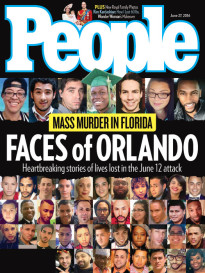 MASS MURDER IN FLORIDA - FACES OF ORLANDO