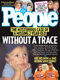 WITHOUT A TRACE - CASE OF THE MISSING 2-YEAR-OLD