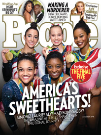 AMERICA'S SWEETHEARTS! THE FINAL FIVE