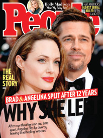 BRAD & ANGELINA - THE REAL STORY - WHY SHE LEFT