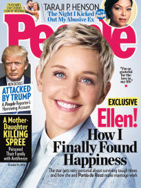 ELLEN! HOW I FINALLY FOUND HAPPINESS