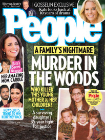 MURDER IN THE WOODS - A FAMILY'S NIGHTMARE