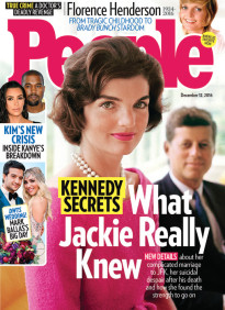 KENNEDY SECRETS - WHAT JACKIE REALLY KNEW