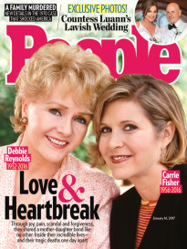 LOVE & HEARTBREAK- DEBBIE REYNOLDS & CARRIE FISHER